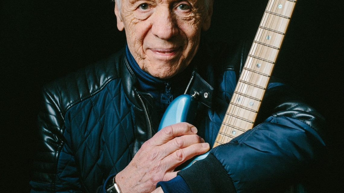 Blues Legend Robin Trower Reveals Album Trailer for 'Coming Closer To The Day'