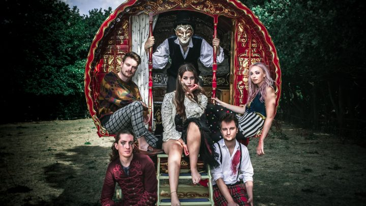 Theater Rock Group Sir Curse confirm new single and Boomtown Fair slot