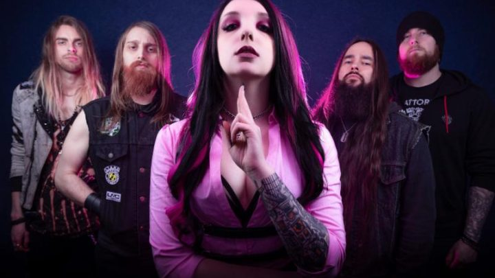 "SISTER SHOTGUN premiere ""Sacred Heart' video"