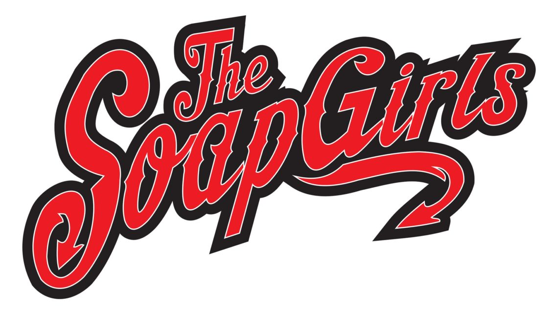 The SoapGirls are back with their triumphant new singleOne Way Street,their first new material for over a year.