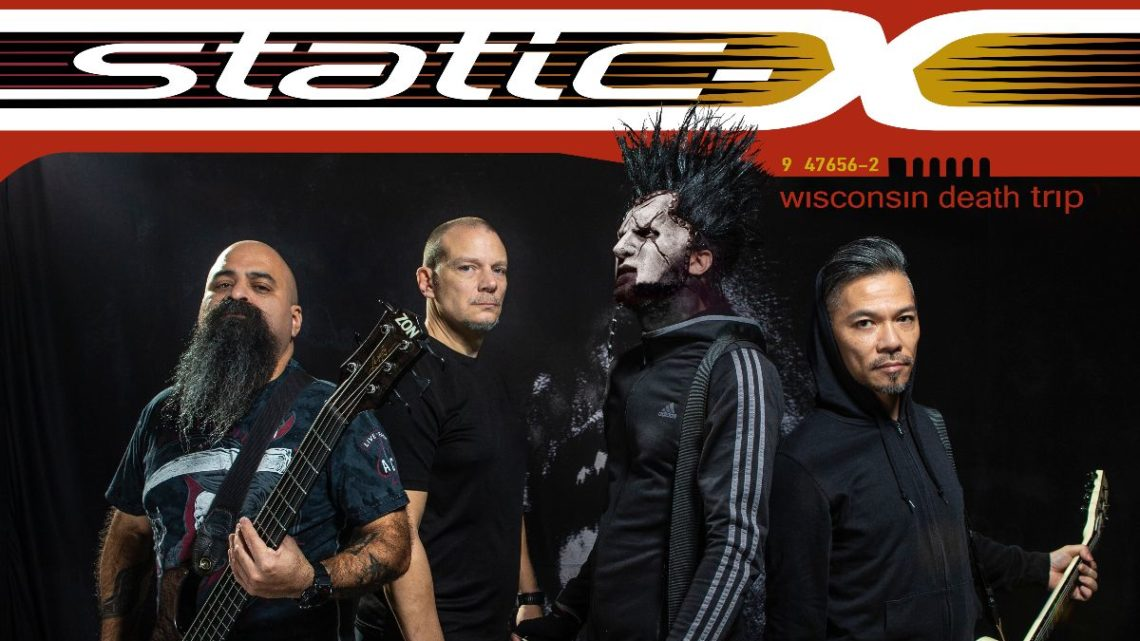 Static-X: UK Wisconsin Death Trip 20th anniversary tour & memorial tribute to Wayne Static announced