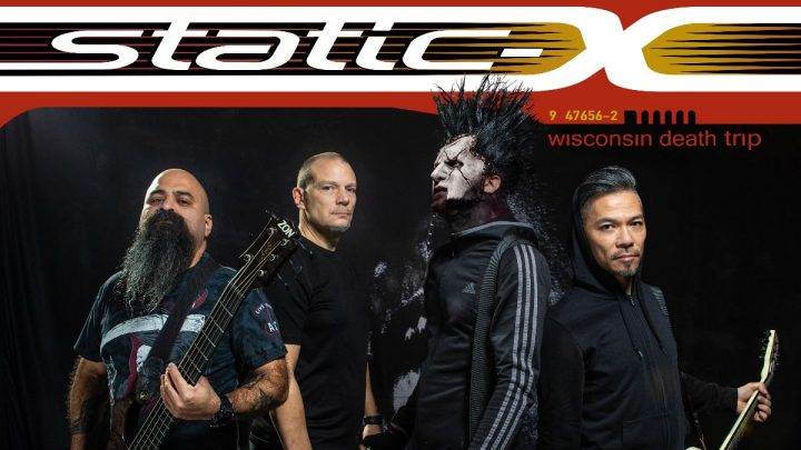 STATIC-X's Wisconsin Death Trip 20th Anniversary Tour Sells Out Venues and Announces New Dates