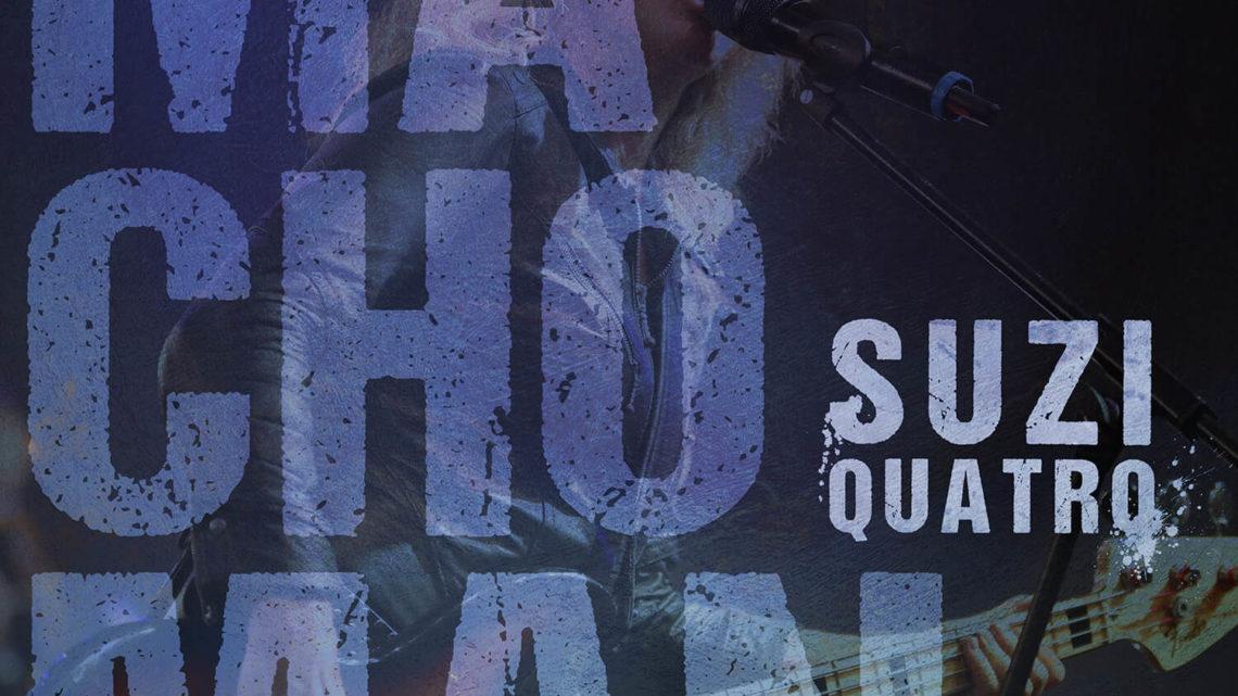 SUZI QUATRO releases second single and lyric video!