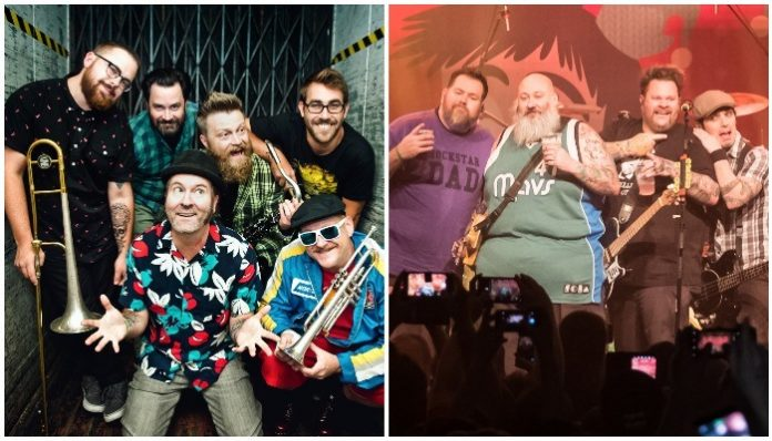 Reel Big Fish & Bowling For Soup Announce Co-Headline Tour with Special Guest Openers Nerf Herder (6/19–6/29) and MEST (7/21–8/3)