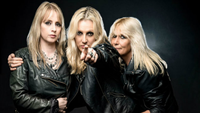 ROCK GODDESS ANNOUNCE AUTUMN UK TOUR 2019