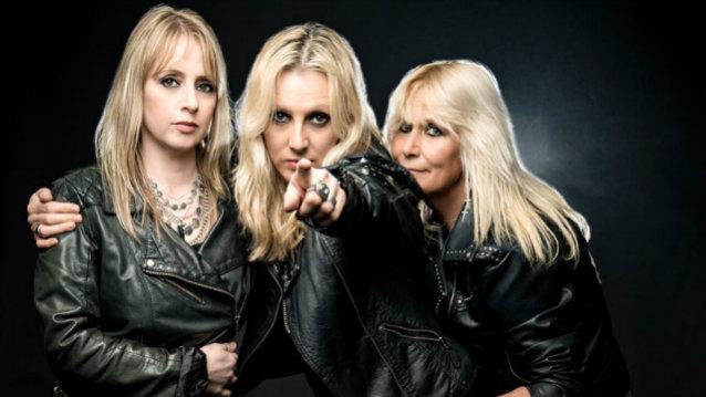 ROCK GODDESS ANNOUNCE AUTUMN UK TOUR 2019