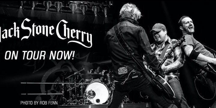 "Black Stone Cherry Release ""My Last Breath"" Music Video"