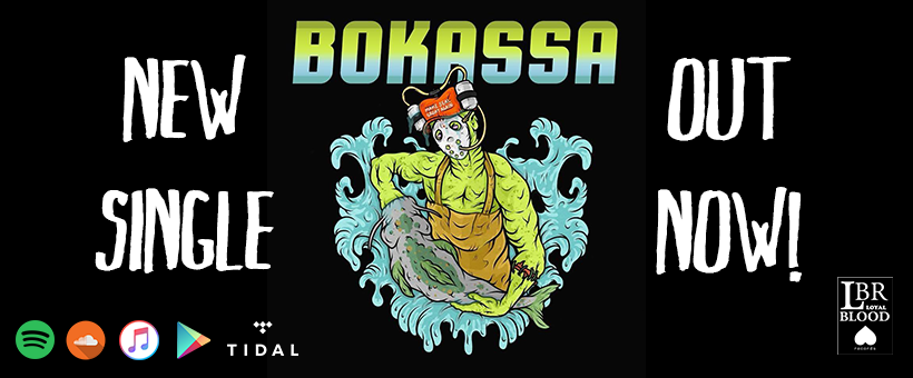 BOKASSA unveil new single & album plans ahead of METALLICA tour