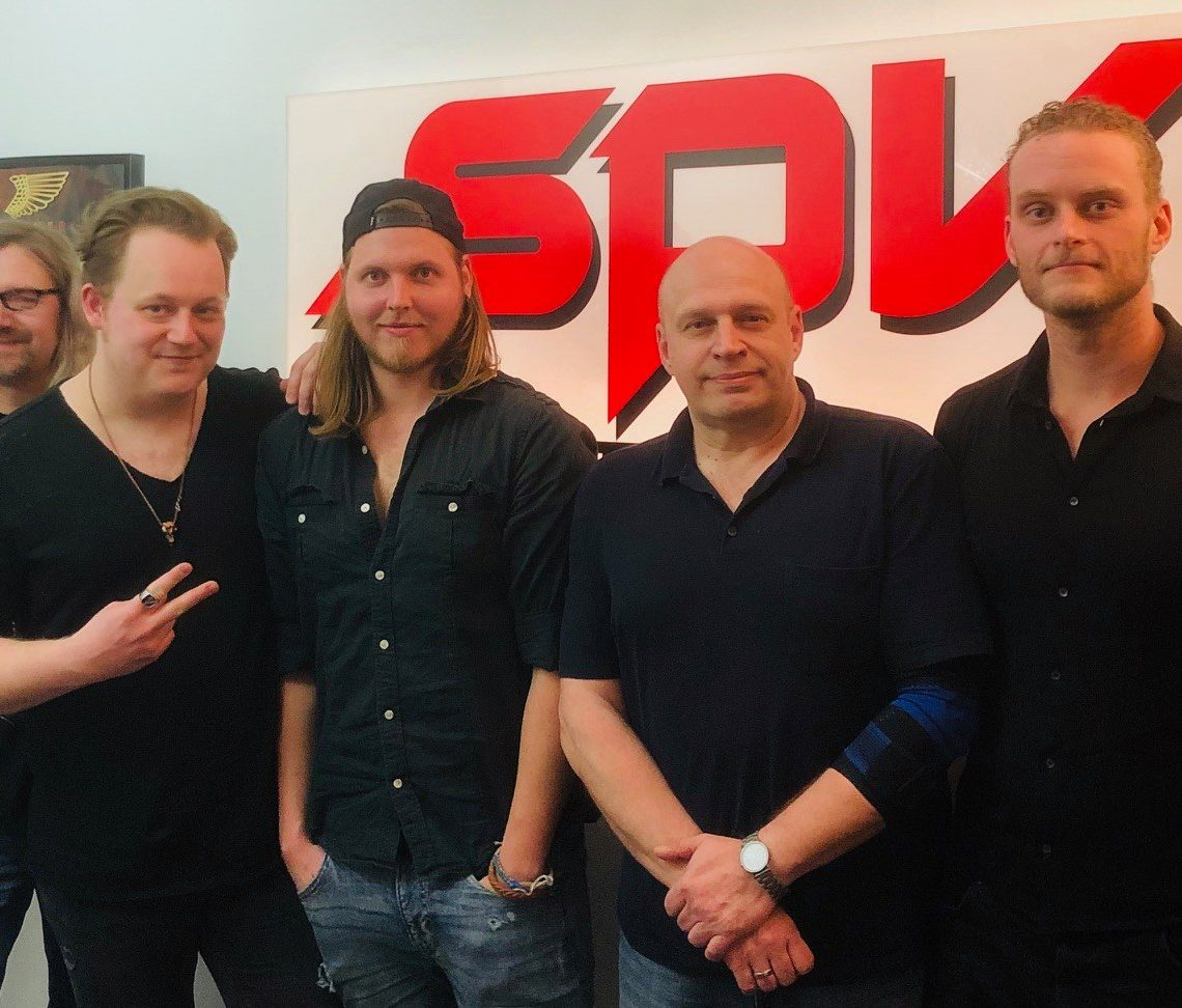 SPV/Steamhammer signs worldwide deal with german progressive Hard Rock band CRYPTEX!