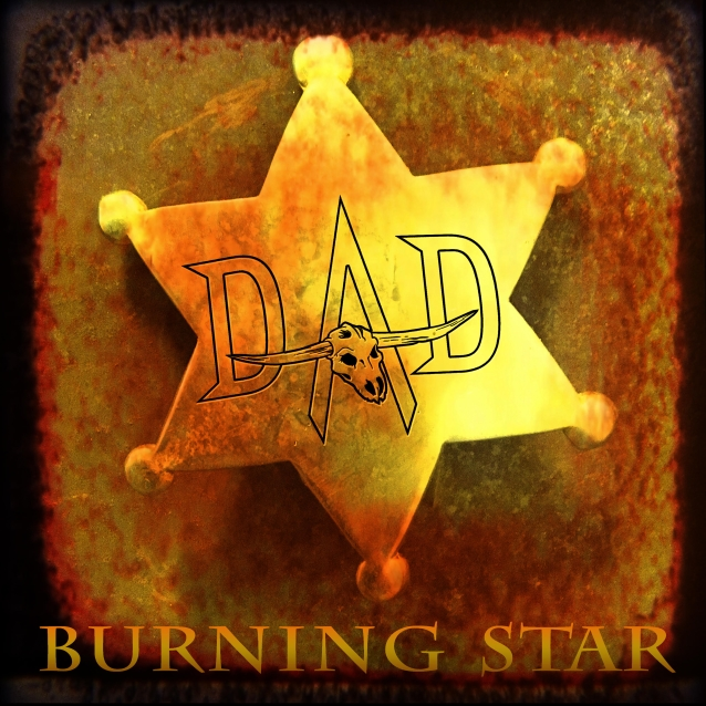 D-A-D release their long awaited new single 'Burning Star', out now on AFM Records