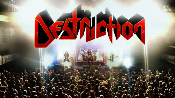DESTRUCTION – Re-sign To Nuclear Blast Records