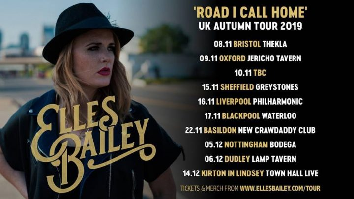 Elles Bailey Announces Her Latest Release and Shares New Video