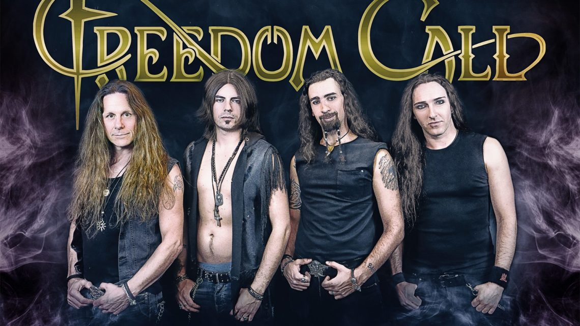 FREEDOM CALL releases tour teaser for fall tour / new album in August!
