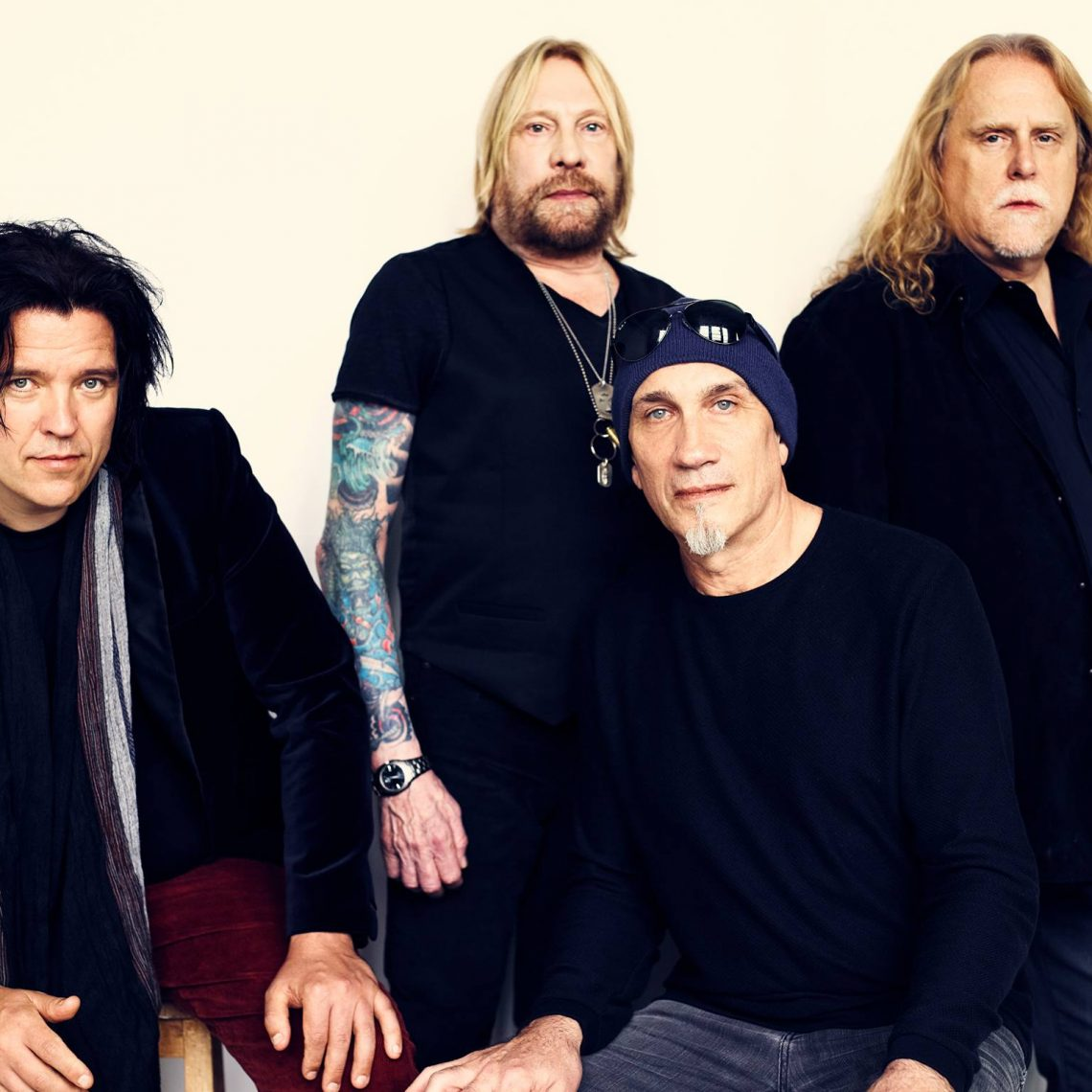 Gov't Mule reveal live video for 'Mr. Man'