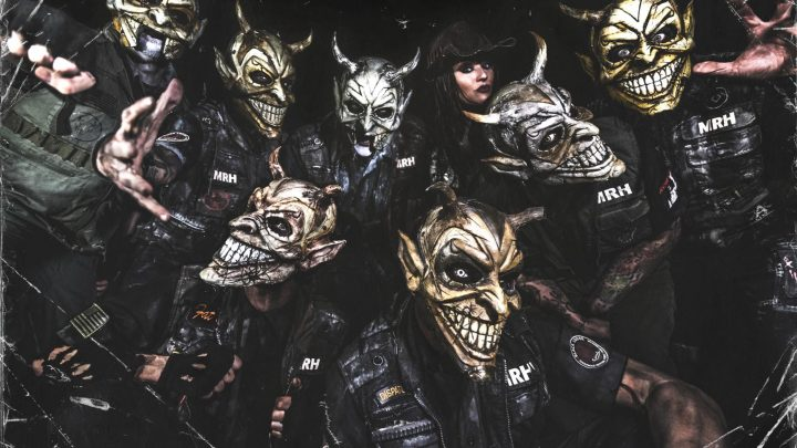 Skinny and Jackie of Mushroomhead Interview – Leeds Brudenell Club – 16-07-19