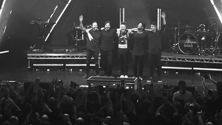 Papa Roach – Usher Hall – Edinburgh – 24th April 2019