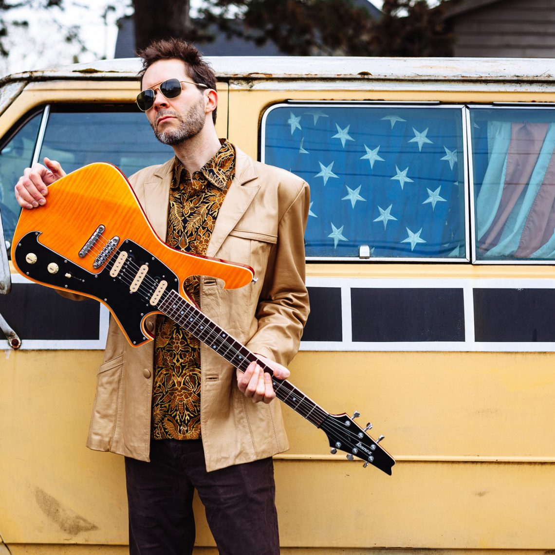 Paul Gilbert Unveils New Song 'Things Can Walk To You'
