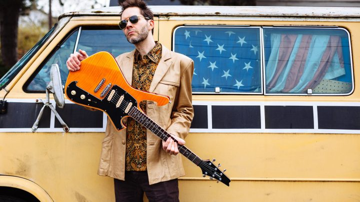 Paul Gilbert announces September 2019 UK Tour