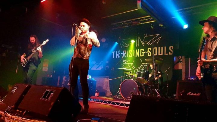 THE RISING SOULS UNVEIL NEW GUITARIST AND LOOK FORWARD TO HOMETOWN BONANZA