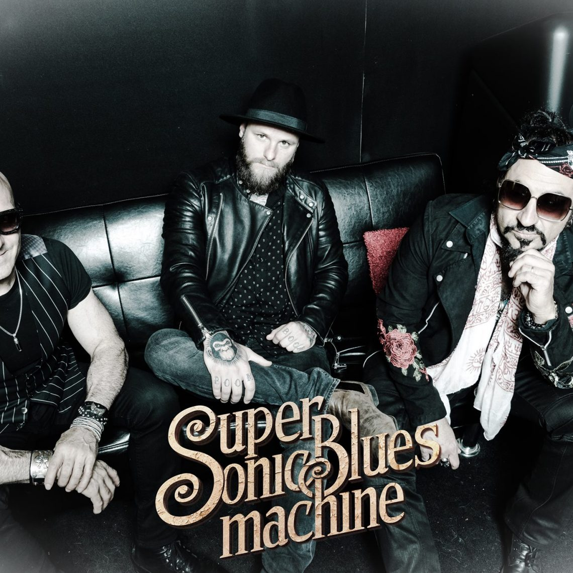 Supersonic Blues Machine announce new album 'Road Chronicles: Live' + reveal lyric video 'Running Whiskey' ft. Billy F. Gibbons