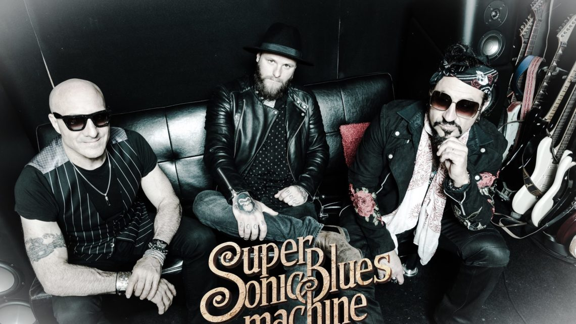 Supersonic Blues Machine reveal 'Watchagonnado (live)'