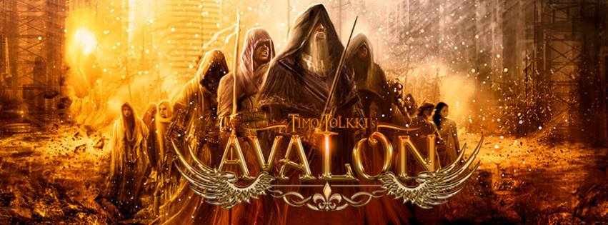 TIMO TOLKKI'S AVALON : 'Return To Eden' – new album by acclaimed metal guitarist 14.06.19