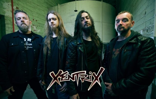 Xentrix – Bury The Pain