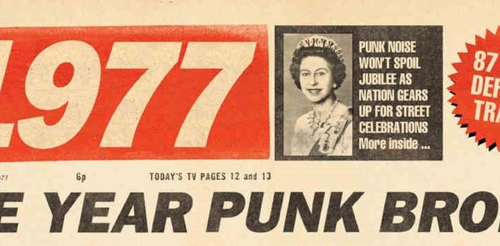 Various Artist – 1977 – The Year Punk Broke, Various Artists, 3CD Boxset