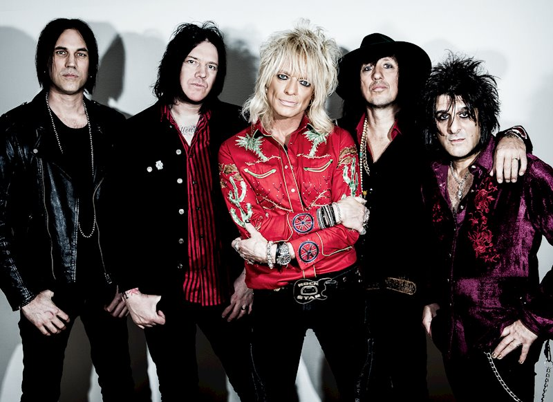 Michael Monroe announces 'One Man Gang' European Tour in support of forthcoming new album