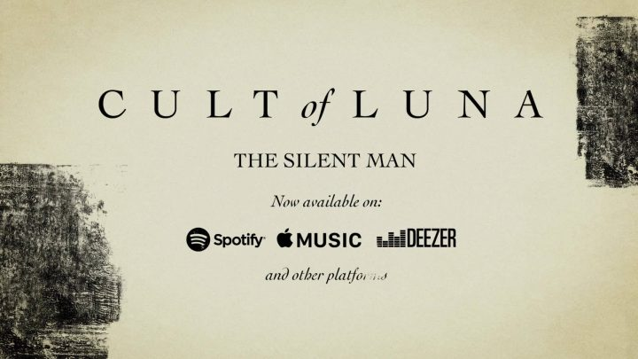 Cult of Luna release new single 'The Silent Man'