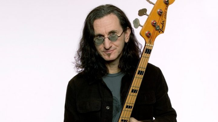 "Geddy Lee – Announce UK Special Events To Celebrate The Best Seller ""Geddy Lee's Big Beautiful Book Of Bass"" In June"