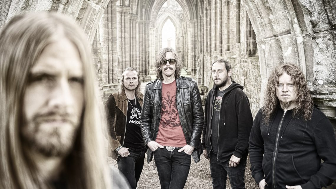 OPETH reveal new album plans