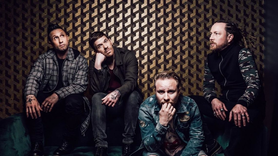 SHINEDOWN release 'Get Up' acoustic EP with brand new video