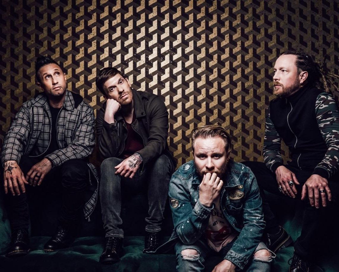 SHINEDOWN unveil new single & tshirt; all proceeds to humanitarian aid organisation Direct Relief