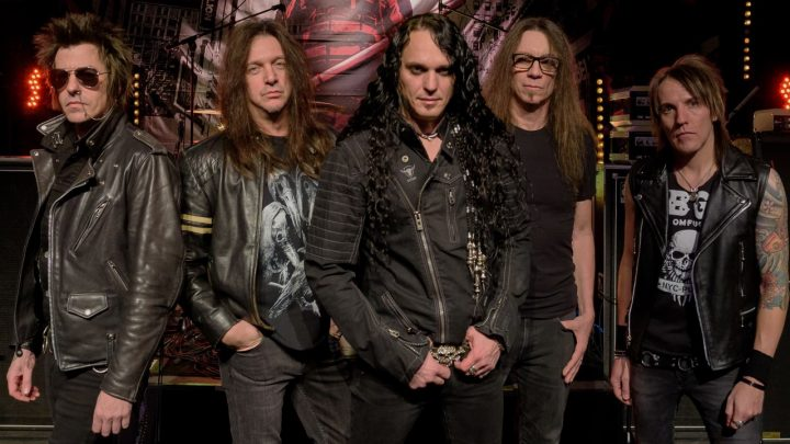 SKID ROW Sign Global Deal With Australia's Golden Robot Records New Music To Be Released Late 2019