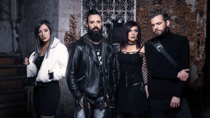 """Skillet announce headlining """"Skillet: Victorious Tour"""" throughout Europe this Nov and Dec including London on 10th"""