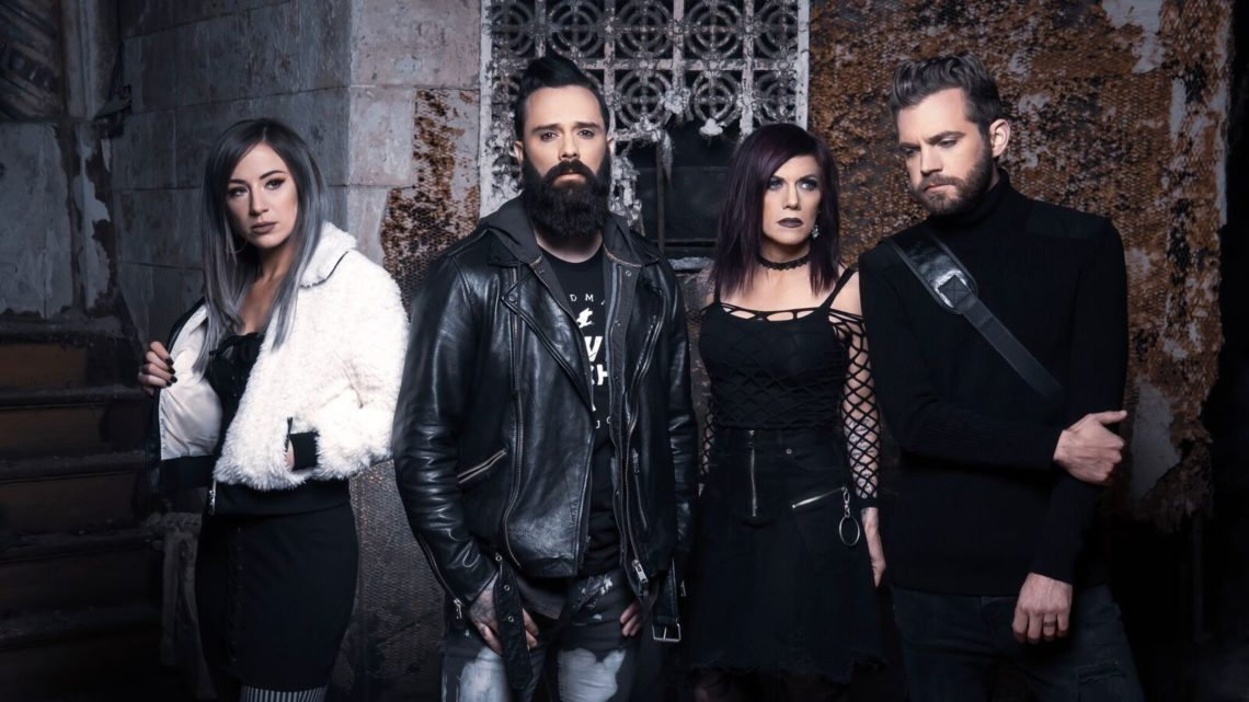 Skillet announce brand new studio album released August 2nd on Atlantic Records.