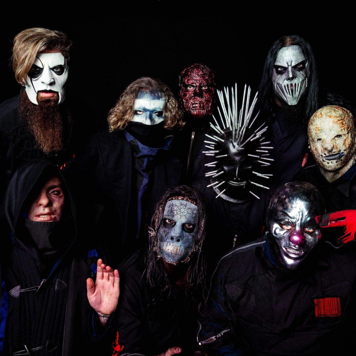 SLIPKNOT announce UK tour dates