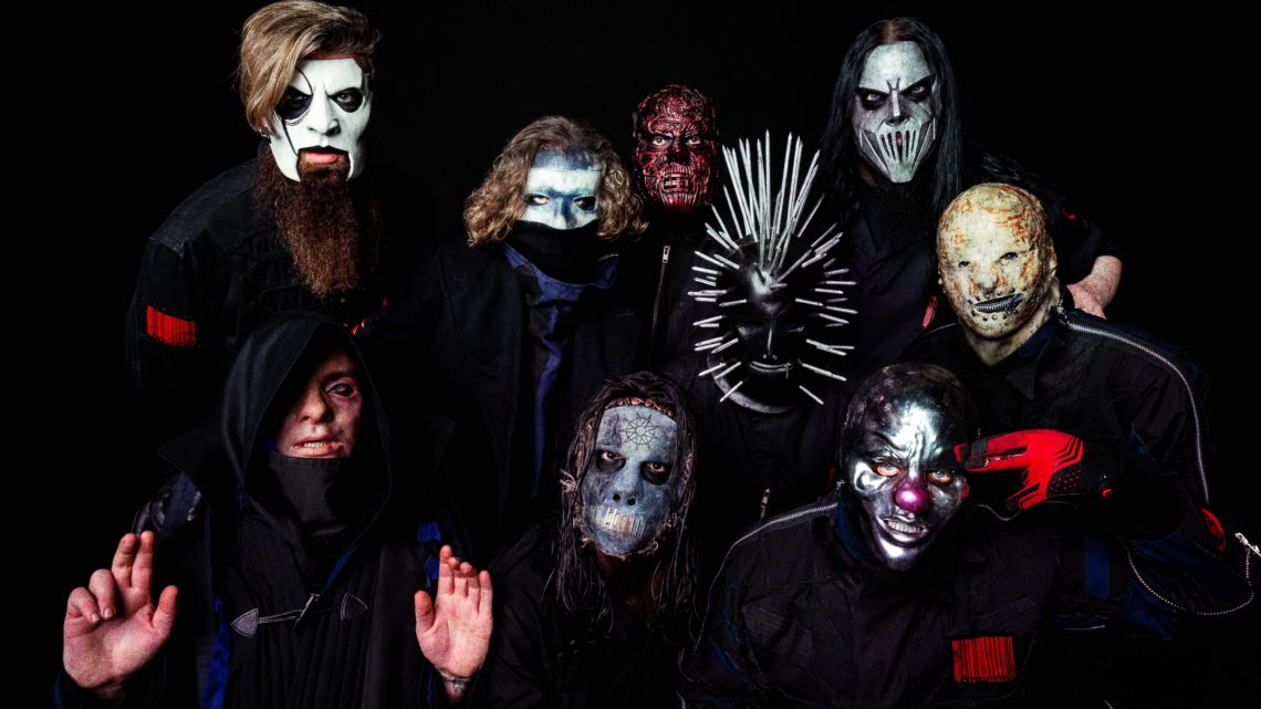 SLIPKNOT return with new track & video for 'Unsainted', reveal new masks