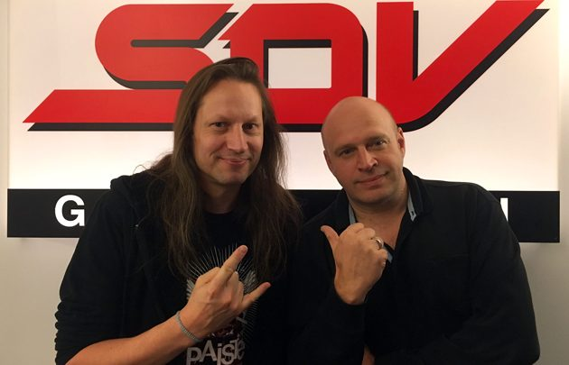 SPV/Steamhammer and THE UNITY extend worldwide deal!