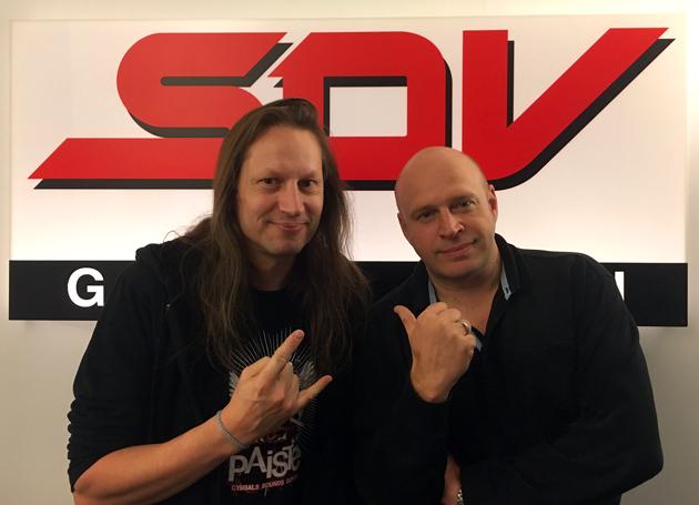 SPV/Steamhammer and THE UNITY extend worldwide deal!