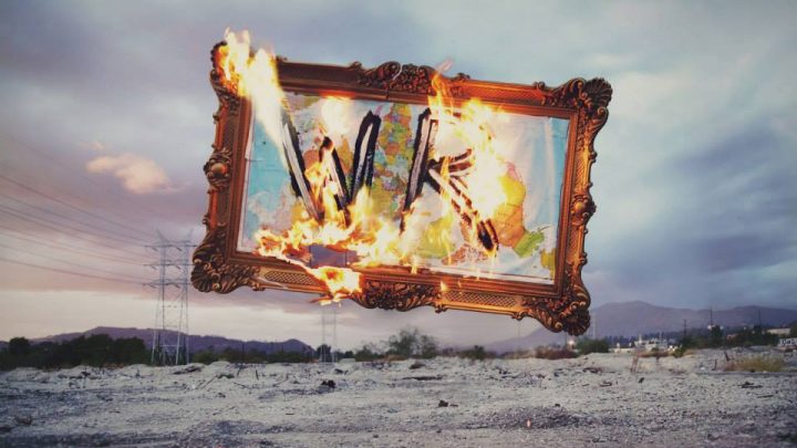 WIZARD RIFLE RELEASE NEW SONG 'V'