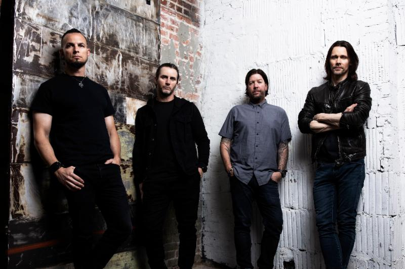 "ALTER BRIDGE JUMP ""IN THE DEEP"" WITH ANOTHER SONG FROM UPCOMING ALBUM WALK THE SKY"