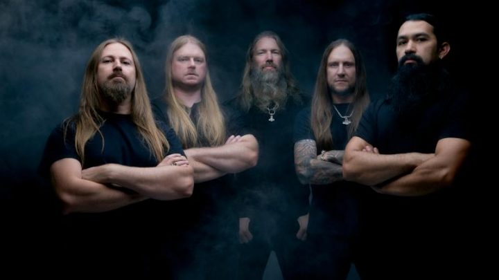 The Vikings Are Coming – AMON AMARTH premiere historically accurate 'Shield Wall' video