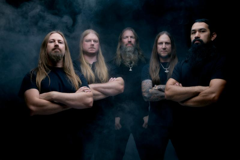 "AMON AMARTH ANNOUNCE INVASION OF THE SWEDES,  DATES REVEALED FOR EUROPEAN ""BERSERKER"" HEADLINE TOUR"
