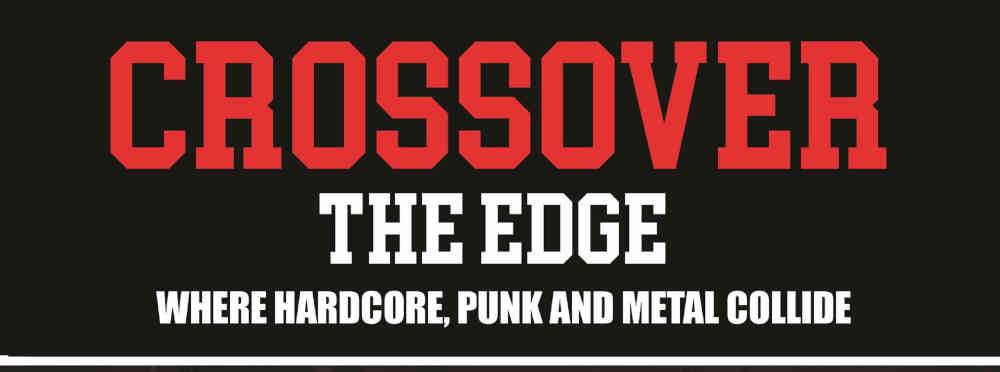 Alexandros Anesiadis: Crossover: The Edge – Where Hardcore, Punk and Metal Collide, Book