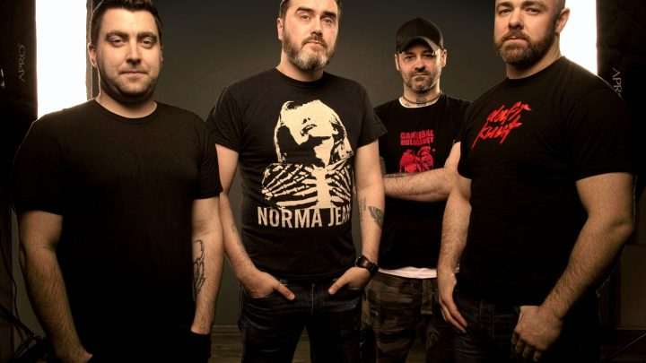 Centrilia reveal new music video 'Splitting Hairs / Spitting Teeth'