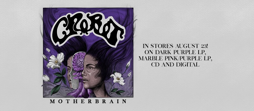 Crobot Announce New Album 'Motherbrain' And New Song 'Low Life'