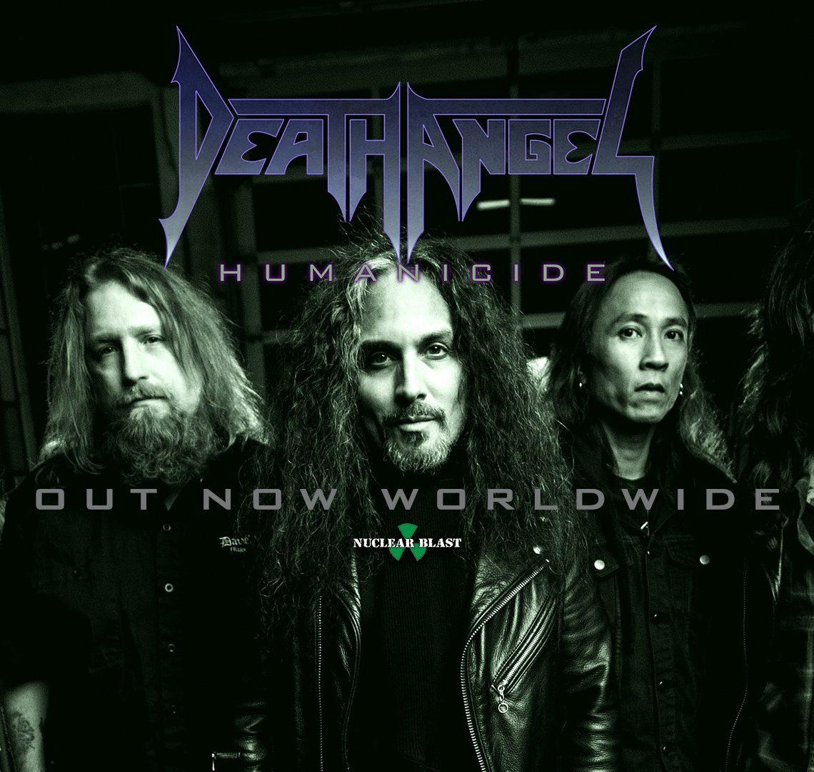 Death Angel- Humanicide
