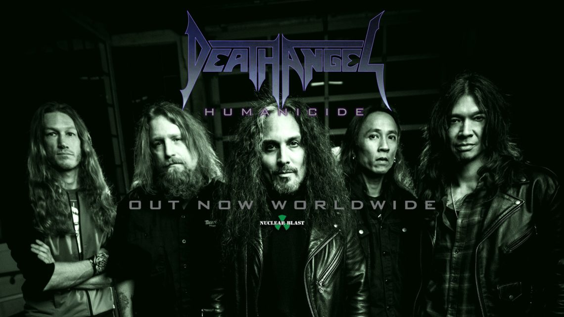 Death Angel- Humanicide